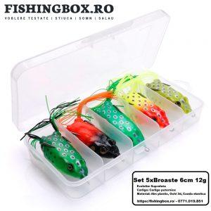 broaste pescuit la stiuca